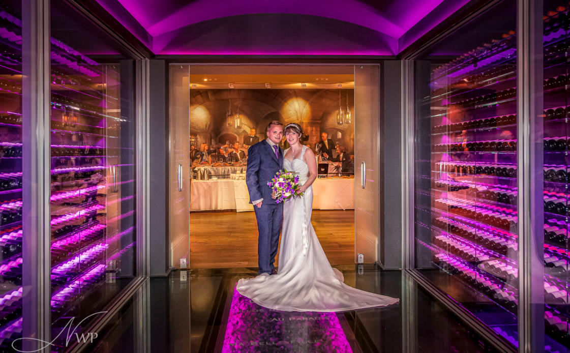 Fine art image at the Vineyard hotel by Newbury Wedding Photography